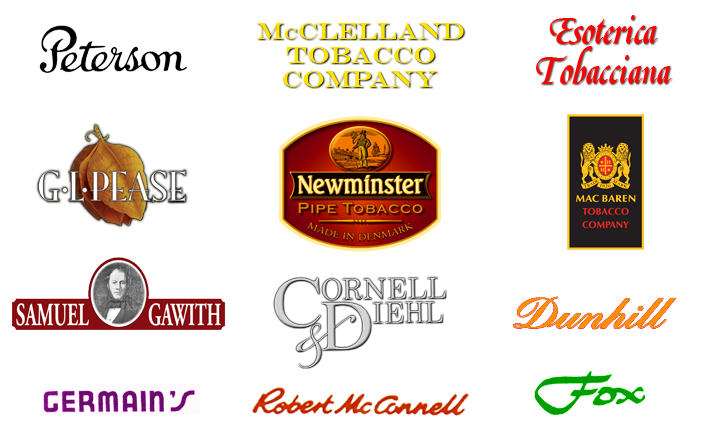 pipe-tobacco-logos